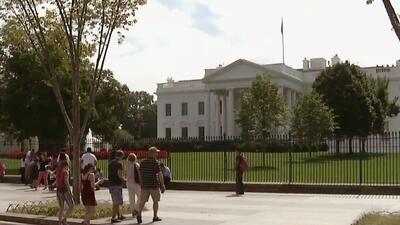 Refuerzan seguridad de la Casa Blanca después de dos incidentes con intr...