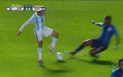 Ángel Di María desparrama hondureños en el duelo de preparación de Argen...