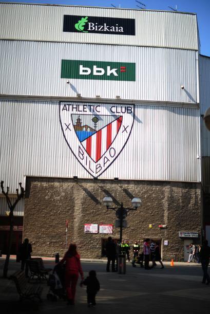 En el mítico estadio de San Mamés, el Athletic recibe al Manchester United.