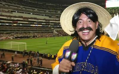 Kevin Arnulfo estuvo en la Final de Concacaf entre América vs. Tigres