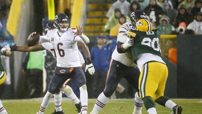 Bears 17-13 Packers: Chicago le arruina las GRACIAS a Brett Favre (video)