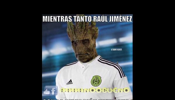 Los memes del Perú vs. México