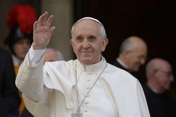 El primer viaje Apostólico del Papa Francisco fuera de Roma, pero...