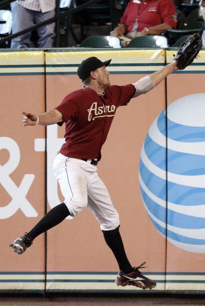 6. Hunter Pence. Astros de Houston. El jardinero derecho de los Astros d...