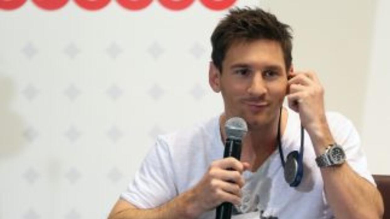 Varios medios aseguraron que Newell's Old Boys buscaría que Lionel Messi...
