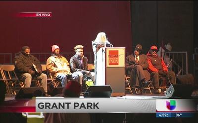 Sindicato de maestros convoca a una manifestación en el Grant Park