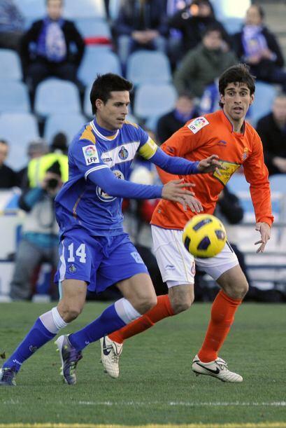 Horas antes, el Getafe recibió en su casa al Espanyol.