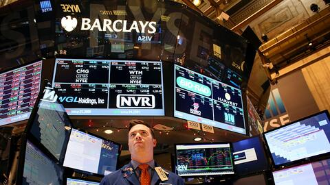 The New York Stock Exchange on January 05, 2015