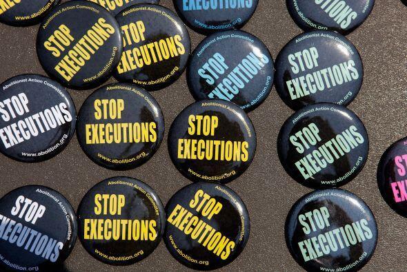 En California, se decide la abolición de la pena de muerte en el...
