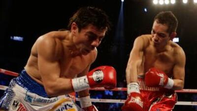 Donaire noqueó a Arce en tres rounds y crece su superioridad contra los...