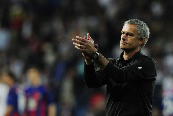 Según el acta de Paradas Romero, la expulsión de Mourinho...