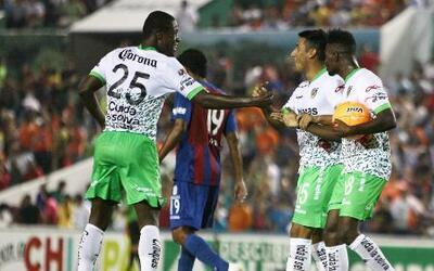 Chiapas goleó 5 - 2 al Atlante en la Liga MX
