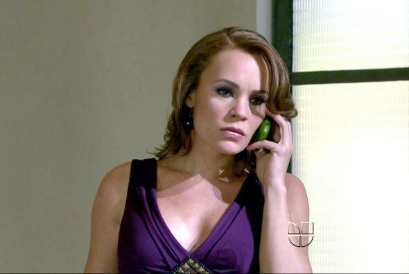 Jessica Coch es otra actriz que transpira maldad. ¿Quiénes...