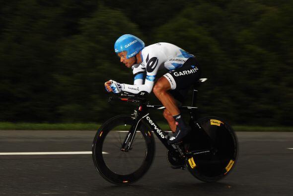 La penúltima etapa fue una contrarreloj individual de 42,5 kilómetros.