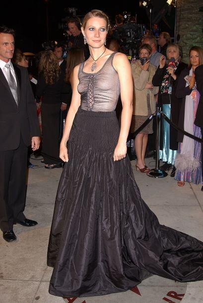 El desatinado 'look' de Gwyneth Paltrow se ganó demasiadas critic...