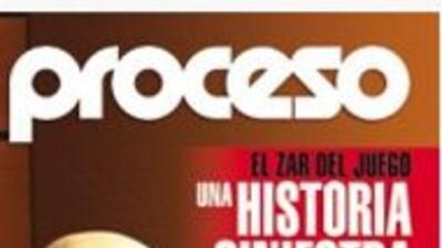 El número del semanario mexicano Proceso.