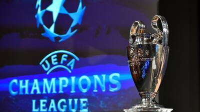 Trofeo de la UEFA Champions League