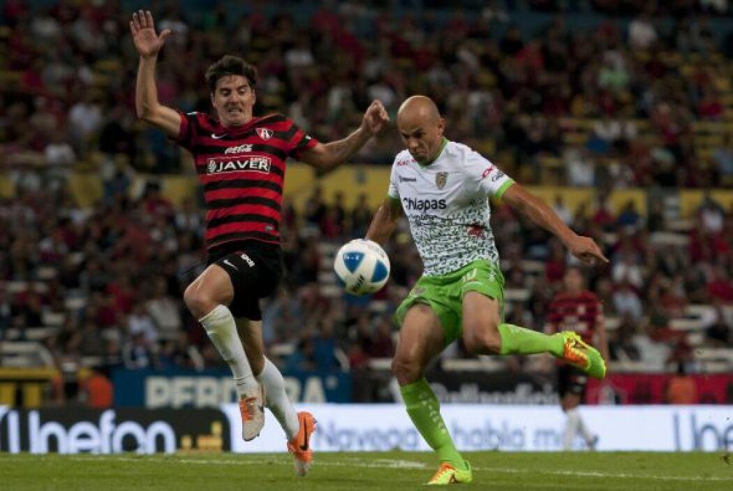 Sus goles cayeron al minuto 60 y 68, tiró cuatro veces a portería y sali...