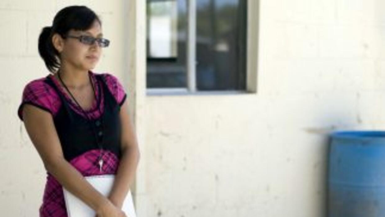 Marisol Valles, estudiante de 20 años fue nombrada como jefa policial de...