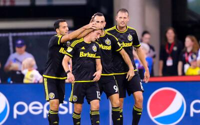 Columbus Crew vs San Jose Earthquakes