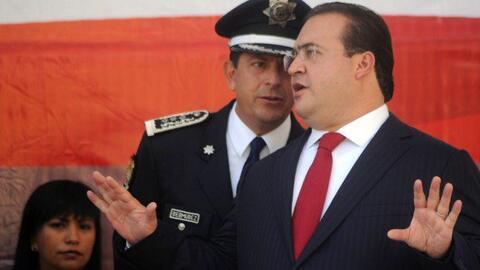 Javier Duarte, Gobernador de Veracruz