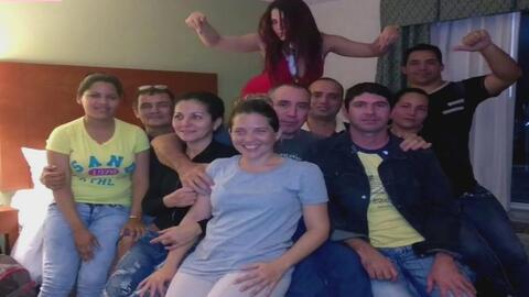 Se confirma la liberación de 10 cubanos que habían sido secuestrados en...