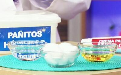 Satcha Pretto aprendió de higiene infantil