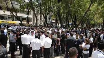 Aunque varios sismos han golpeado a México ninguno como el ocurrido en e...