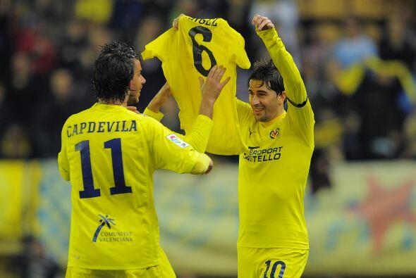 Se pusieron en ventaja al minuto 25 con el gol de Cani.