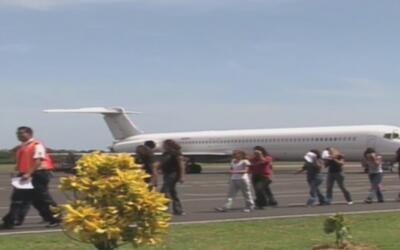 Así son los sueños rotos de cientos de salvadoreños deportados