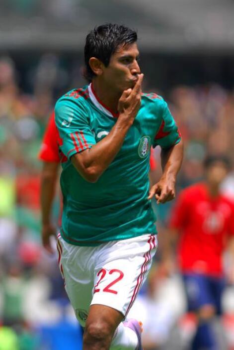 La victoria fue por la mínima diferencia con gol de Alberto 'Venado' Med...