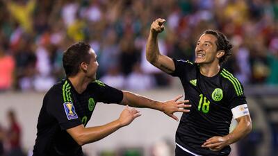 México comanda el grupo C de la Copa América Centenario