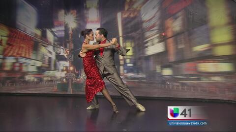 """El grupo de artistas """"A puro tango"""" ofrece un espectáculo único en NYC"""