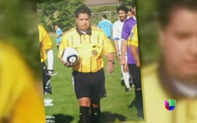 Muere árbitro tras ser golpeado durante partido de futbol