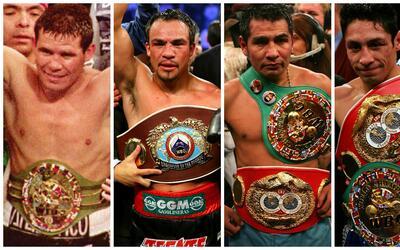 Campeones mexicanos