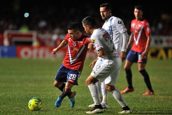 Veracruz concluyó el campeonato con 28 puntos y 28 goles, Querétaro 26 p...
