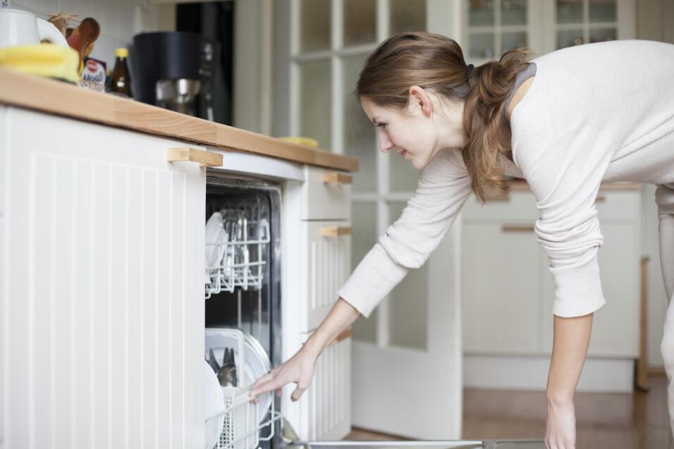 Guarda tus utensilios de cocina dependiendo de qué tan seguido los usas....
