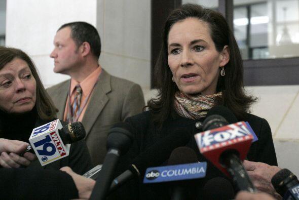 Jenny Sullivan, su esposa, inició los trámites de divorcio, que le fue c...