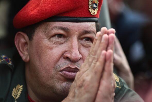 Chávez creó el año pasado un fondo destinado a la r...
