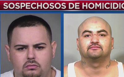 Policía busca a dos sospechosos de asesinato en la Calle 16 y Thomas
