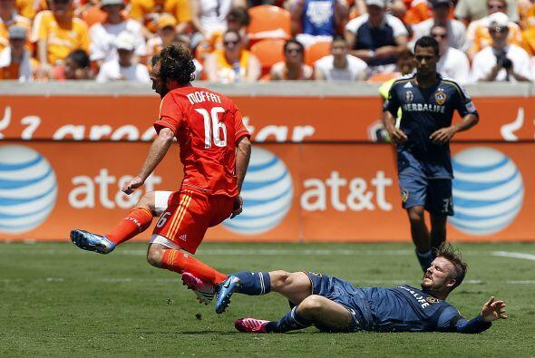 E Dynamo le propinó una dolorosa derrota al Galaxy después...