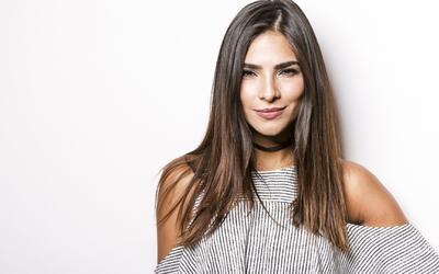 ¿Sabías que Alejandra Espinoza imitaba a Selena y a Gloria Trevi?