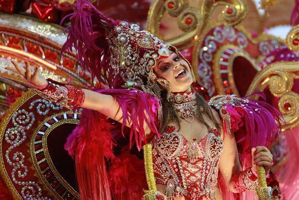 El Carnaval de Río continuará por unos días más con su  espectáculo musi...