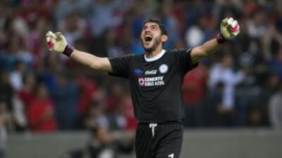 Al final de cuentas, Jesús Corona sí pudo jugar la final ya que la CONCA...