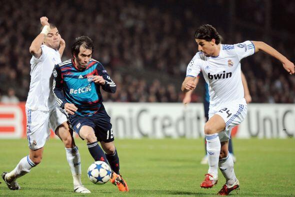 El argentino César 'Chelito' Delgado fue de lo mejor por parte del cuadr...