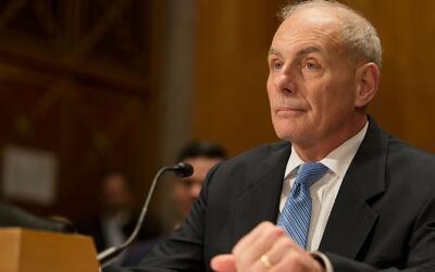 John Kelly dice que extenderá la prohibición de ingreso a ciudadanos de...