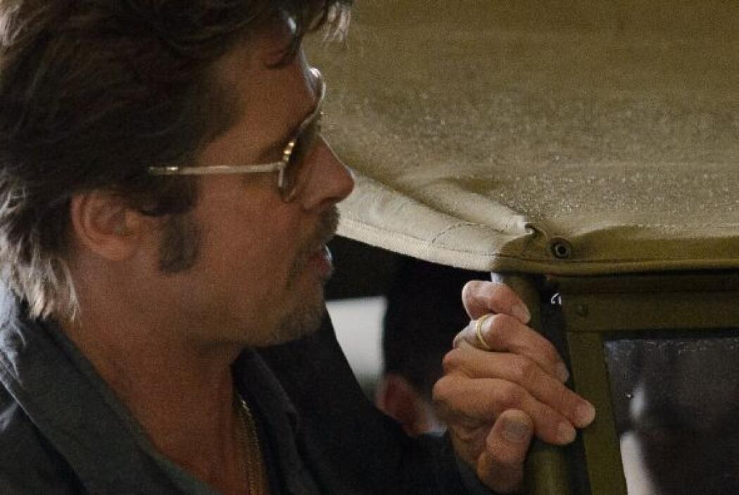 Después de tantos meses de rumores sobre la boda entre Brad Pitt y Angel...