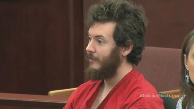 Inició el juicio contra James Holmes
