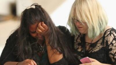 Decenas de miles han dejado mensajes de dolor y apoyo en los registros d...