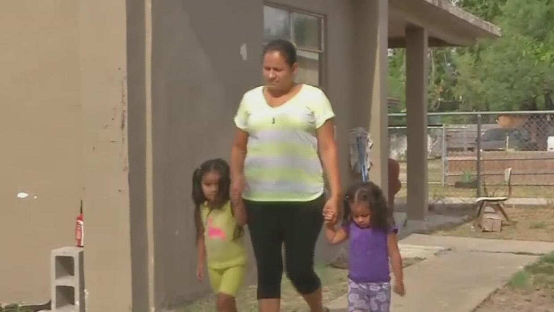 Un alivio para varias familias de indocumentados